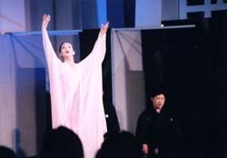 謡とバレエ「羽衣」