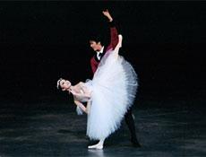 バレエコンサートより 「ラ・シルフィード」Act2より グラン・パ・ド・ドゥ