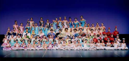 2003 第4回 プティバレエスタジオコンサート