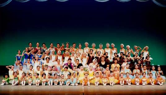 2001 第3回 プティバレエスタジオコンサート