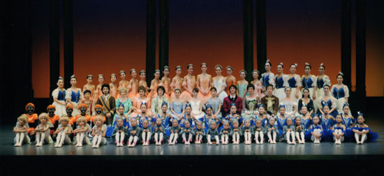 第8回 プティバレエスタジオ スクールパフォーマンス